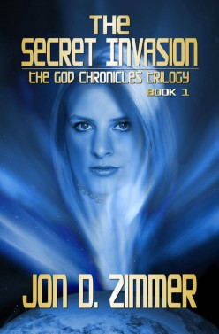 The Secret Invasion (The God Chronicles Trilogy #1): Book Review