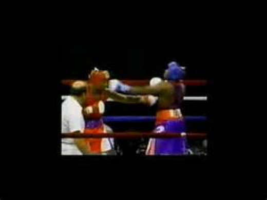 Dirrell Dixon was a solid professional prizefighter and an even more solid and dominate amateur boxer sometimes dominating his foes.