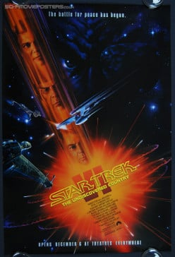 Film Review: Star Trek VI: The Undiscovered Country