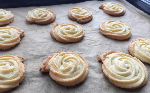 All butter danish cookies recipe