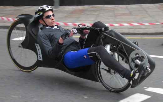 jersey town recumbent bike race