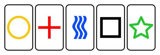 Basic Zener Cards