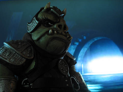 A Gamorrean
