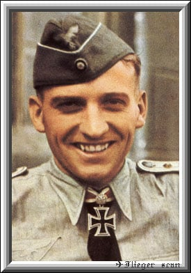 Hans Rudel early in the war Poland 1939.
