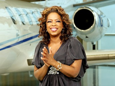 Born into poverty, Oprah Winfrey became the first African American TV correspondent in Nashville. Net worth: $2.9 billion (as of Sept. 2013) (Business Insider.com)