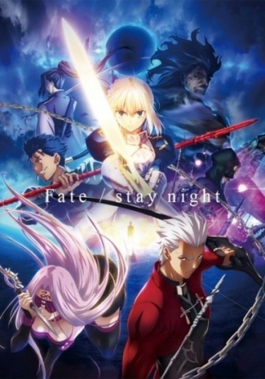 Fate/stay night: Unlimited Blade Works (Season 2)