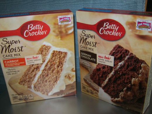 Carrot cake or German chocolate?