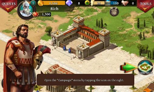 Age of Sparta Gameplay