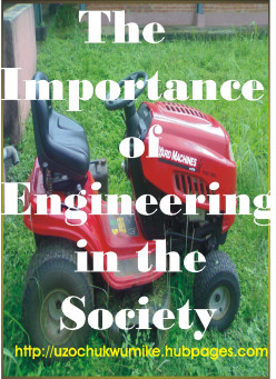 Importance of Engineering in the Society