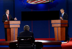 Have you ever changed your voting plans based upon a presidential debate?