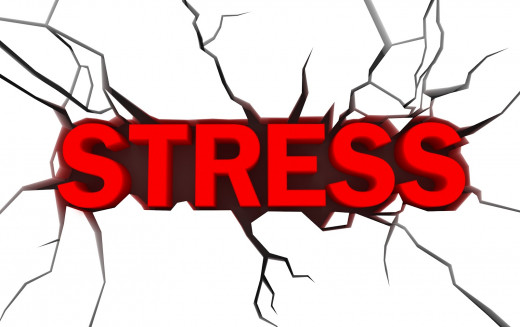 Stress can cause people to worry. Having to much to think about can block the thought of having sex. Of course you see a lot of stress today with the way things are.