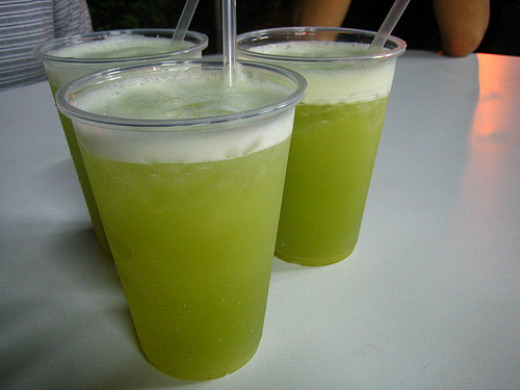 Sugarcane healthy juice