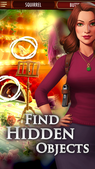 Agent Alice Hidden Objects