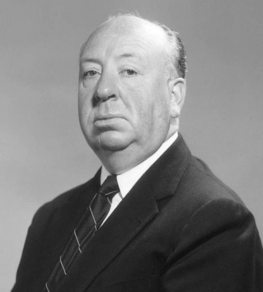 Alfred Hitchcock, The Master of Suspense