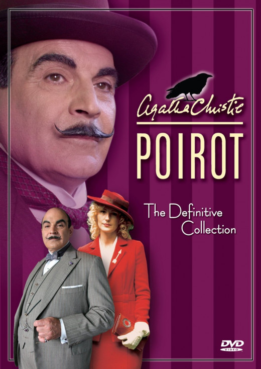 Agatha Christie Movies - Mystery & Drama Movies - Hercule Poirot - David Suchet