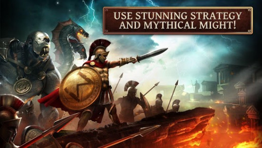 Age of Sparta by Gameloft