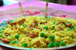 Most Popular Fast Food In India - Maggi