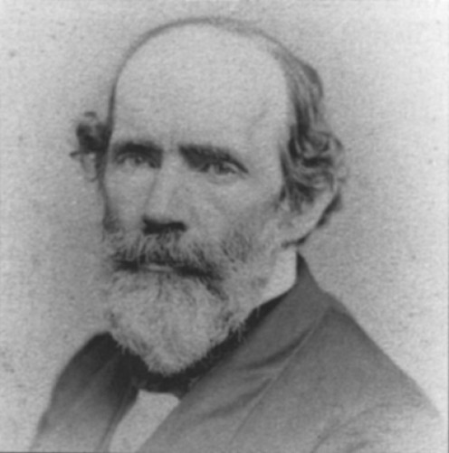 John Cassin (1813-1869) George Lawrence asked John to decide on the bird's name.