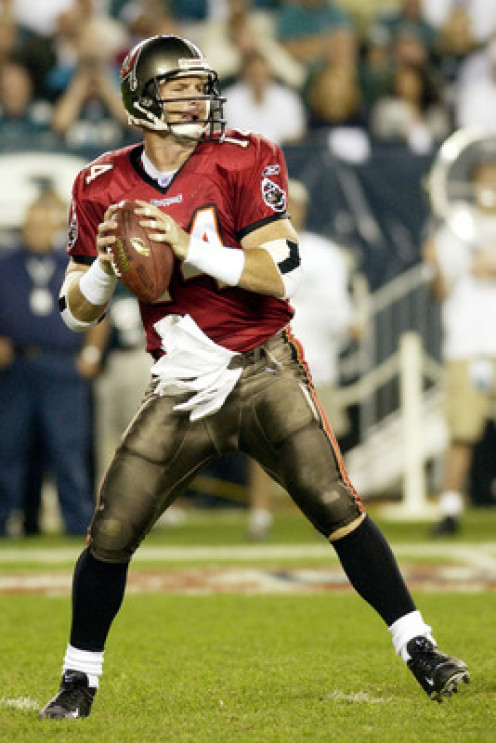 Former QB Brad Johnson paid his ball boys to tamper with the footballs too.