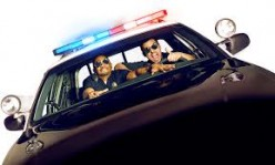 Cops on the chase