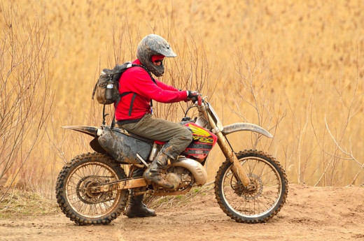 Dirt bikes are great choice for riders who love nature and freedom