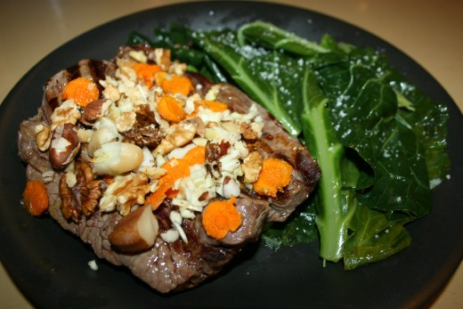 Many find bison to be an even more flavorful and delicious meat than beef.