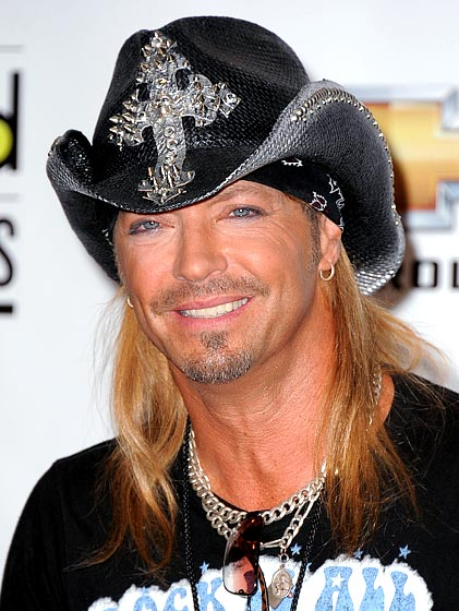 After suffering from a subarachnoid hemorrhage (bleeding in the brain), Bret Michaels experienced a medical complication called Hyponatremia. (April, 2010)