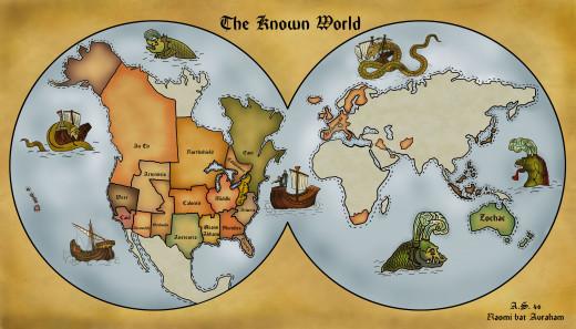 The many Kingdoms.