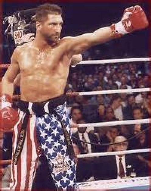 Rick Roufus has fought in the world of boxing and kickboxing during his career finding far better results in the world of kickboxing.
