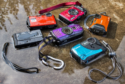 These Are The Best Waterproof Dustproof Freezeproof And Shockproof Compact Cameras You Can Find In Market Yet All Of Them Have Their Pros Cons