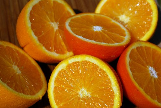 Your heart could become stronger and healthier if you include plenty of fresh oranges in your diet.