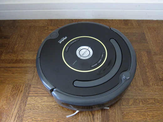 The roomba 560 version