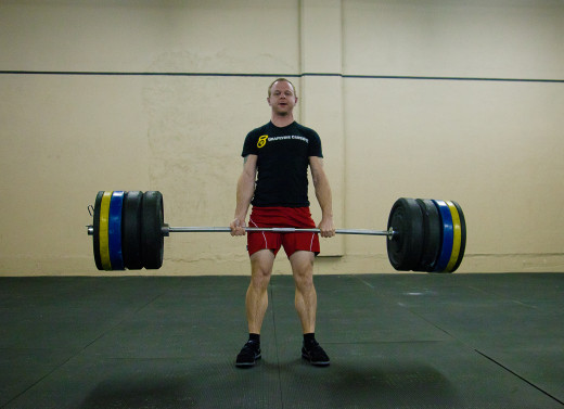 The deadlift is an extremely worthwhile and effective exercise, but should be careful to perform it it correctly to reduce your risk of injury.