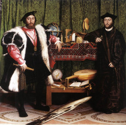 Hans Holbein the Younger (1498-1543), The Ambassadors
