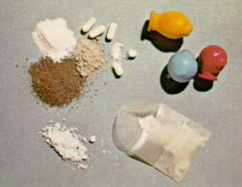 Heroin is a very highly addictive recreational drug, responsible for a large amount of misery and mortality