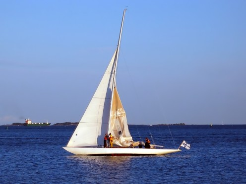 Sailing is a beautiful and breathtaking way to spend your time