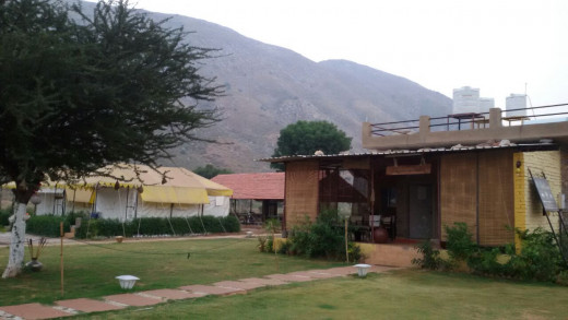 Foothills camps and resort - Pushkar