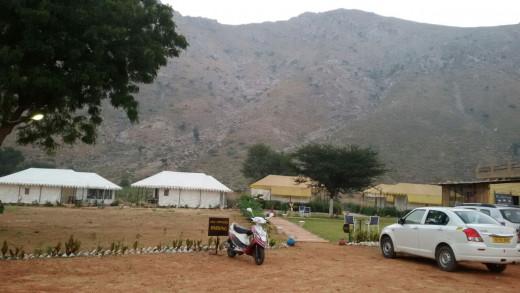 Foot hills Camps and Resort - Pushkar