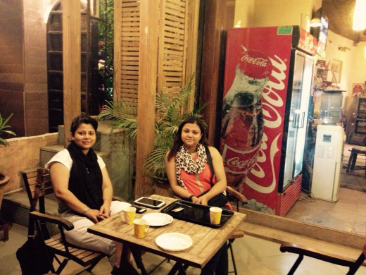 Jayanti and Dipti