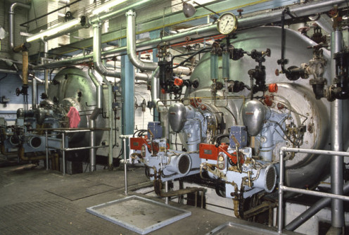 A boiler economizer can save substantial amounts of money on larger water heating systems