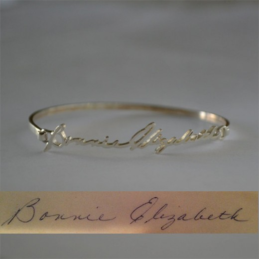 You can find this beautiful bracelet under bigEjewelry on Etsy.