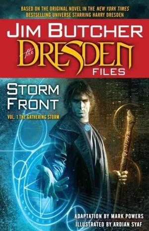 Storm Front volume 1 The Gathering Storm