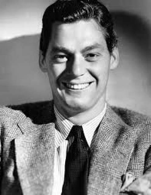 Weissmuller was a sharp-dressed man