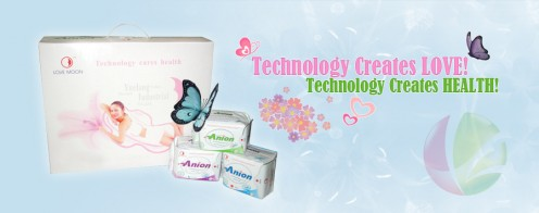 Winalite Love Moon Anion Sanitary Pads and Napkins With Diapers Due Soon...These are NOT A SCAM business...