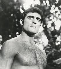Mike Henry tried to play the role of Tarzan, but was not as popular as Weissmuller