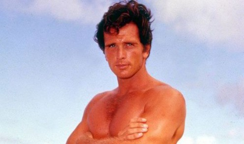 Ron Ely was among other male stars who tried and failed at being Tarzan