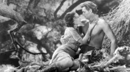 Tarzan learns how to talk to women
