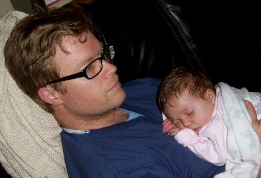 Daddy and Lorelei