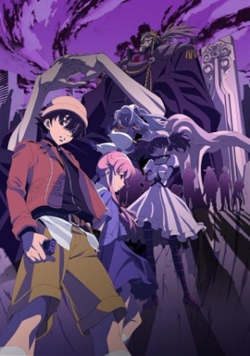 7 Anime Like Mirai Nikki (Future Diary)