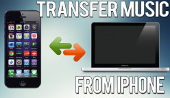 How to Transfer Music from iPhone to Computer?